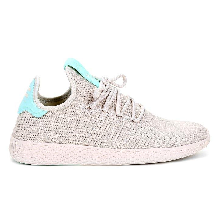 5483e768ad Tênis Adidas Pharrell Williams Tennis Hu - Off White - Compre Agora ...