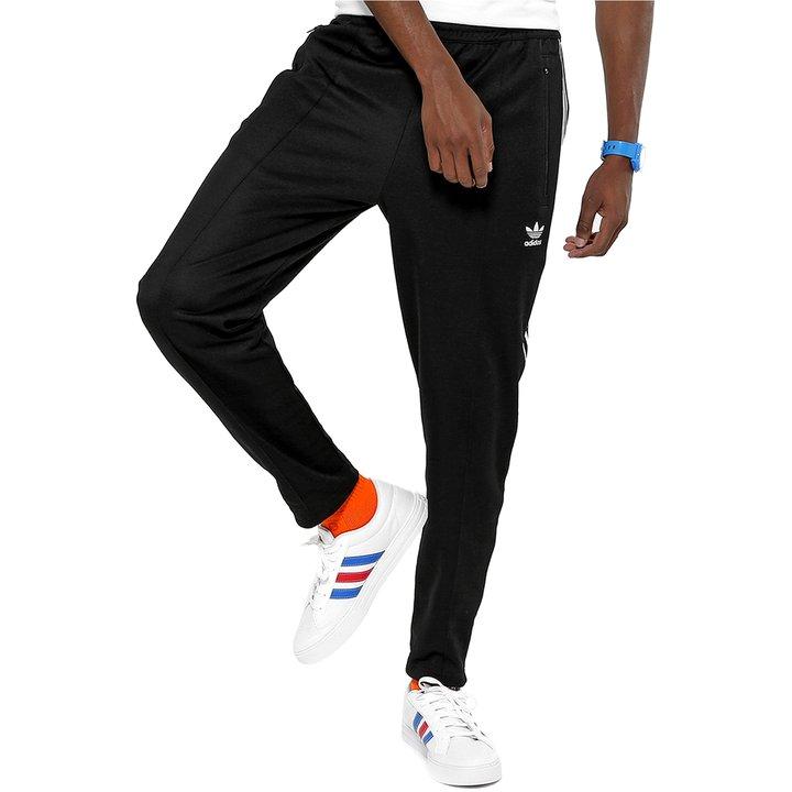 90521fa37a Calça Adidas Beckenbauer TP - Preto - Compre Agora