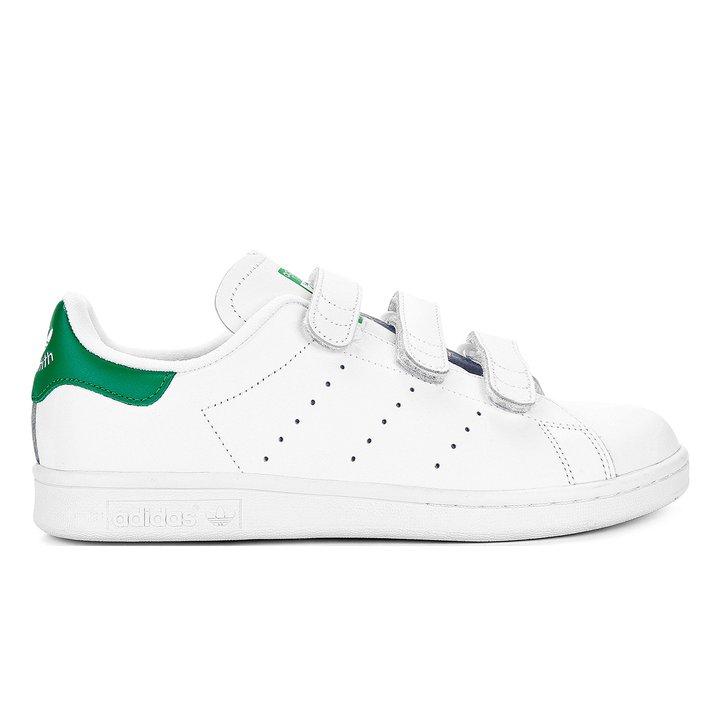 c9cf64c2ff16 Tênis Adidas Stan Smith Cf - Branco e Verde - Compre Agora