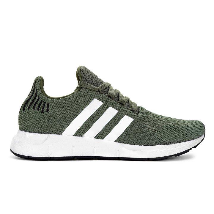 Tênis Adidas Swift Run W - Verde e Branco - Compre Agora  bb4108e150920