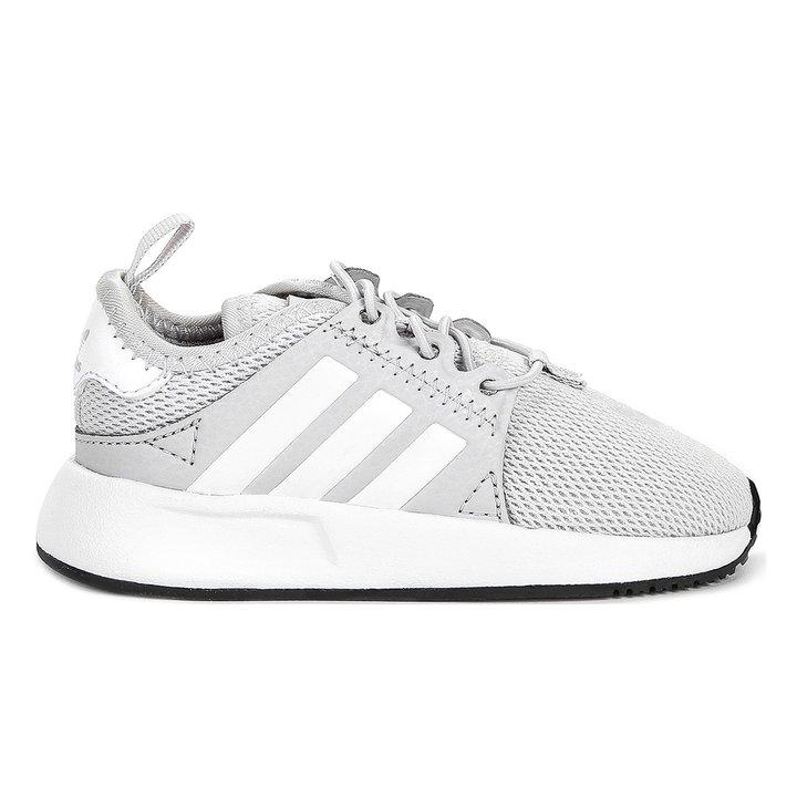 26e40f6a5 Tênis Infantil Adidas XPLR - Cinza e Branco - Compre Agora