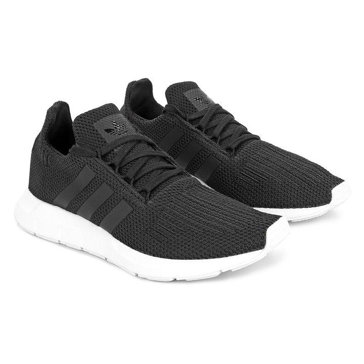 e8441a438 Tênis Adidas Swift Run - Preto e Branco - Compre Agora