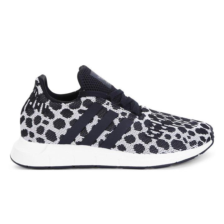 fad56608f Tênis Adidas Swift Run W - Branco e Preto - Compre Agora