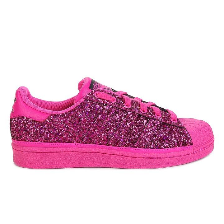 05457d4e663 Tênis Adidas Superstar Out Loud - Pink - Compre Agora