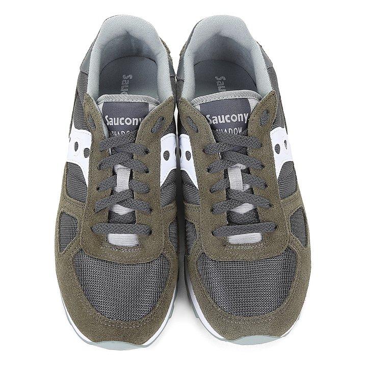 c0a0dadc0da Tênis Saucony Shadow Original - Verde e Branco - Compre Agora