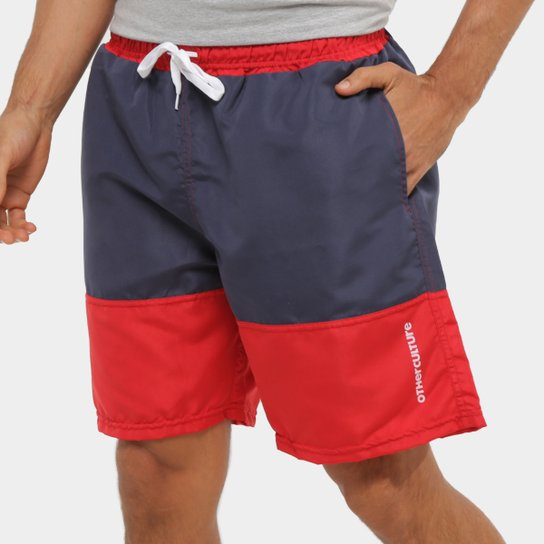 Bermuda Other Culture Runner Colored - Vermelho