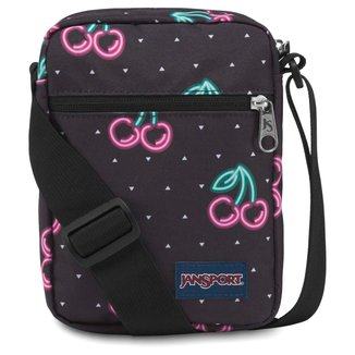 Bolsa Transversal Jansport Weekender Neon Cherries