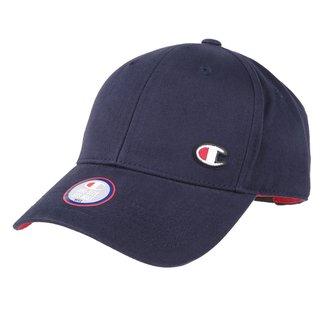 Boné Champion Aba Curva Strapback Classic Twill Hat Patch