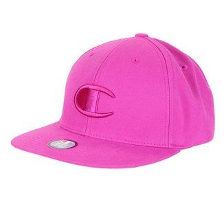 Boné Champion Aba Reta Snapback BB Big C Hat