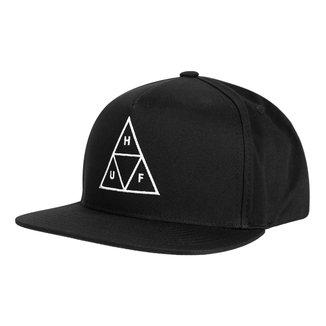 Boné Huf Aba Reta Essentials Triangle Logo