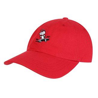 Boné Huf Snoopy Peanuts SK8 Aba Curva