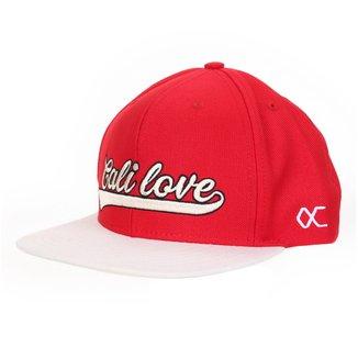 Boné Other Culture Aba Reta Snapback Cali Love
