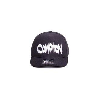 Boné Starter Aba Curva Snapback Compton   Masculino