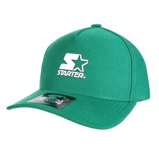 Boné Starter Aba Curva Snapback Logo