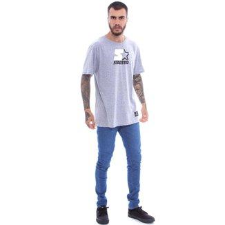 Calça Jeans Starter Regular Azul Masculino