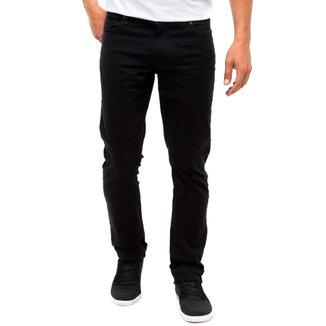 Calça Jeans Volcom Black Vorta