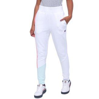 Calça Jogger Champion Colorblock Moletom Weave®