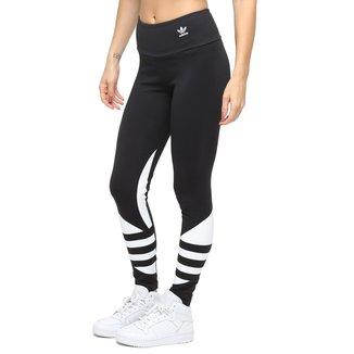 Calça Legging Adidas Large Logo