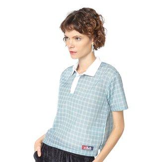Camisa Polo Fila Grid