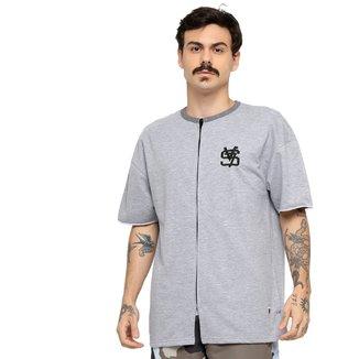 Camisa Seven Brand Baseball Jersey Masculina