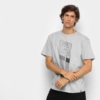 Camiseta DC Shoes Elevator Star Masculina