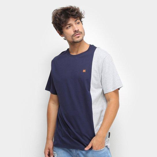 Camiseta DC Shoes Esp Dagup 4 Masculina - Marinho