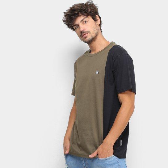 Camiseta DC Shoes Esp Dagup 4 Masculina - Verde claro