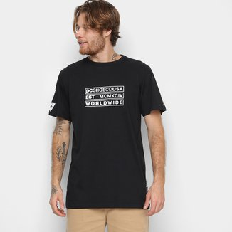 Camiseta DC Shoes Especial Point Perspective Masculina