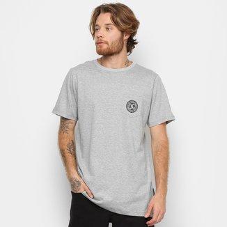 Camiseta DC Shoes Especial Slim Basic Pocket 4 Masculina