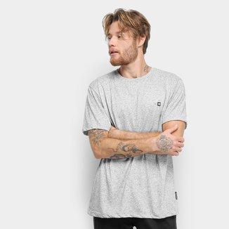 Camiseta Dc Shoes Linho Masculina