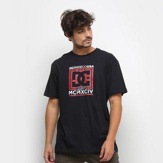 Camiseta DC Shoes Pantheon Masculina