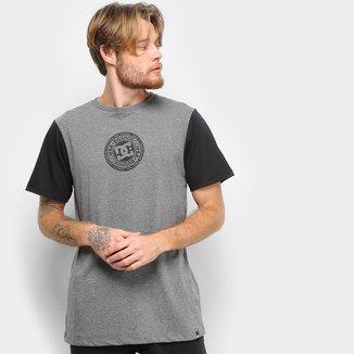 Camiseta DC Shoes Slim Circle 3 Masculina