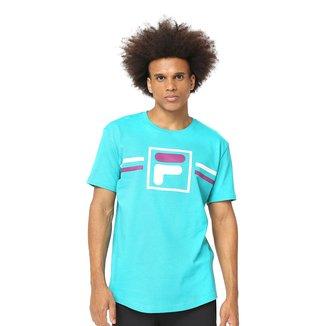 Camiseta Fila Fbox Stripes
