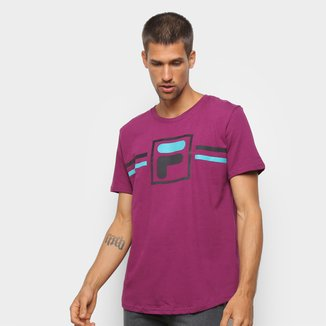 Camiseta Fila Fbox Stripes