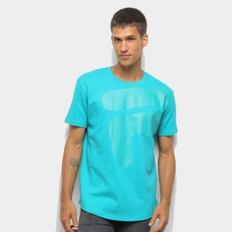 Camiseta Fila Floating F Oversize