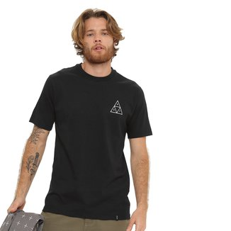 Camiseta HUF Night Call Triple