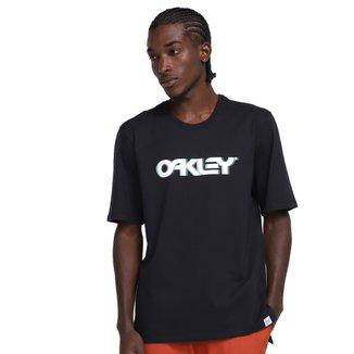 Camiseta Oakley Factory Pilot Oversized