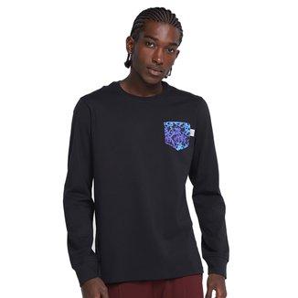 Camiseta Oakley Factory Pilot Pocket L