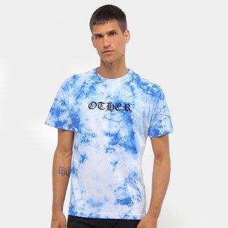 Camiseta Other Culture Gothic Tie Dye