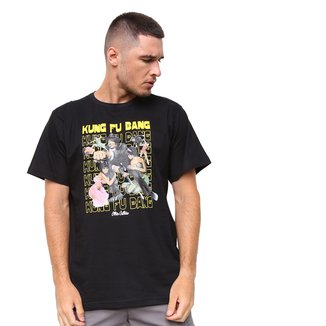 Camiseta Other Culture Kung Fu