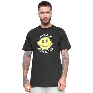 Camiseta Other Culture Smile