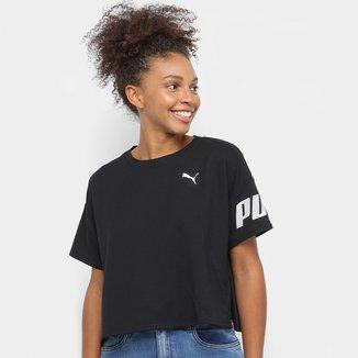 Camiseta Puma Modern Sport Sweat Feminina