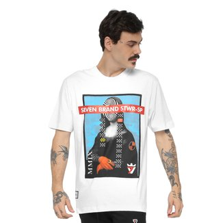 Camiseta Seven Brand Monalisa