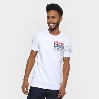 Camiseta Seven Brand Nasa Masculina