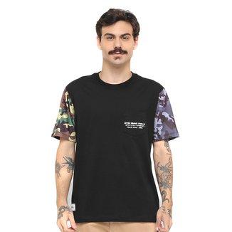 Camiseta Seven Brand Two Camouflates
