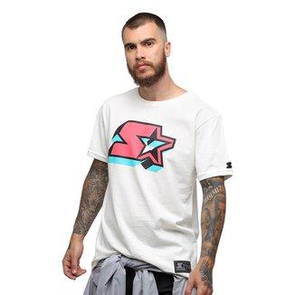 Camiseta Starter 3D Star