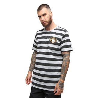Camiseta Starter Black Label Gato Felix Stripes