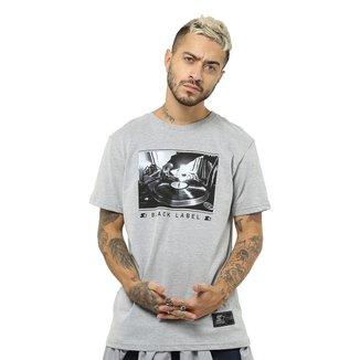 Camiseta Starter Black Label Mixer Dj