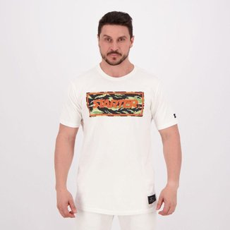 Camiseta Starter Camu Box Masculina