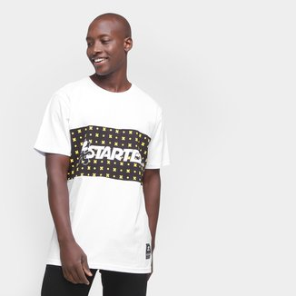 Camiseta Starter Especial Gato Felix Colorblock